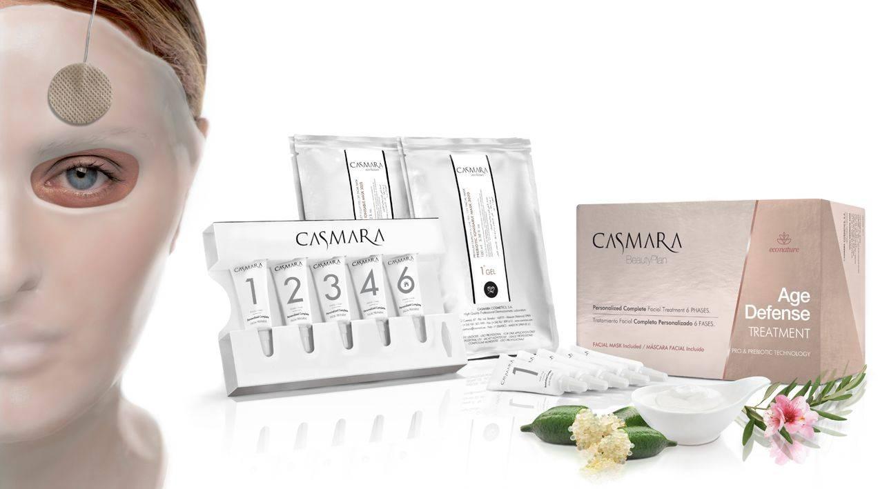 купить испанская косметика casmara